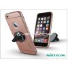 Apple Apple iPhone 6 Plus/6S Plus hátlap szellőzőrácsba illeszthető mágneses autós tartóval - Nillkin Car Holder - pink