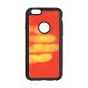 Apple Forcell Thermo Apple iPhone 7 / 8 (4.7) hőre változó hátlapvédő szilikon tok piros