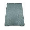 Apple iPad Mini / iPad Mini 2 / iPad Mini 3, Műanyag hátlap védőtok, csillogós, ezüst