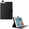 Apple iPad Pro 9.7, mappa tok, Mercury Fancy Diary, fekete