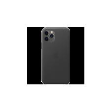 Apple iPhone 11 Pro bőrtok - fekete tok és táska