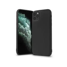 Apple iPhone 11 Pro szilikon hátlap - Soft Premium - fekete tok és táska