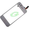 Apple iPhone 3GS fehér érintő home gombbal, kerettel és hangszóróval