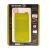 Apple Iphone 4, 4g, 4s matt kijelzővédő fólia (első és hátsó), gyöngyház lime zöld