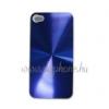 Apple iPhone 4, 4S crytal tok fényes kék (23)*