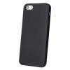 Apple iPhone 6 / 6S (4.7) fekete MATT vékony szilikon tok