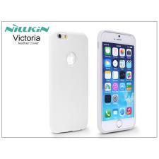 Apple iPhone 6/6S bőr hátlap - Nillkin Victoria - fehér tok és táska