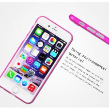 Apple iPhone 6/6S hátlap - IMAK 0.7 mm Color Slim - lila tok és táska