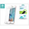 Apple iPhone 6/6S üveg képernyő- + Crystal hátlapvédő fólia - Devia Full Screen Tempered Glass - 1 + 1 db/csomag - white