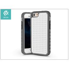 Apple iPhone 7/iPhone 8 ütésálló védőtok - Devia Armour Shockproof - grey/white tok és táska