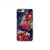 Apple iPhone 7 Plus / 8 Plus, TPU szilikon tok, festett virág minta, Prémium, TrendLine, színes