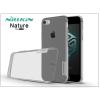 Apple iPhone 7 szilikon hátlap - Nillkin Nature - szürke