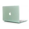Apple MacBook 12 Retina (2017), Műanyag hátlap védőtok, világoszöld