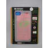 Apple Mercury Apple iPhone 4G/4S elő- és hátlapi kijelzővédő fólia pink