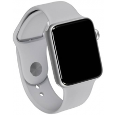 Apple Watch 3 GPS 38mm Silver Alu Case Fog Sport Band  MQKU2ZD/A