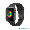 Apple Watch Series3 42mm Aluminium Grey Plastic Sport Band Grey MR362