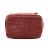 AppleKing BASEUS vízálló táska kiegészítőkre 18x13 cm - piros
