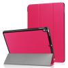 """AppleKing Borító / burkolat Smart Cover alvás funkcióval Apple iPad Pro 10.5"""" -re – sötét rózsaszín"""
