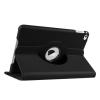 AppleKing Borító / tok rotációs tartóval - iPad mini 4 - fekete