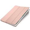 """AppleKing DUX DUCIS borító alvás funkcióval és állvánnyal Apple iPad Pro 9.7"""" / iPad Air 2 - rózsaszín - arany"""