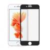 AppleKing Extra ellenálló 3D edzett üveg (Tempered Glass) - Apple iPhone 8 Plus / 7 Plus - fekete