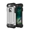 """AppleKing Extra ellenálló """"Armor"""" tok - Apple iPhone 8 / 7 - ezüst"""