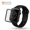 AppleKing IMAK extra ellenálló edzett 3D üveg (Tempered Glass) lekerekített szélekkel Apple Watch - 38mm