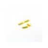AppleKing Oldalsó gombok pótalkatrész (Hangerő + Bekapcsolás / kikapcsolás + némítás) -Apple iPhone 5C -re - sárga (Yellow)