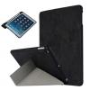 """AppleKing Védő borító Apple iPad 9.7"""" (2017/2918) / iPad Air Apple Pencil tartóval - fekete"""