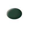 Aqua dark green matt RAF makett festék Revell 36168