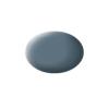 Aqua greyish blue matt makett festék Revell 36179