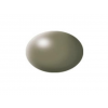 Aqua greyish green silk makett festék Revell 36362
