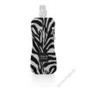 Aqua Licious Kulacs - BPA mentes - 0,4L - Zebra