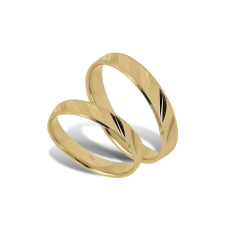 Arany férfi karikagyűrű - A40431S/F/69 gyűrű