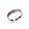 Arany színű köves gyűrű