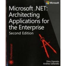 Architecting Applications for the Enterprise, Second Edition – Dino Esposito idegen nyelvű könyv