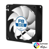 Arctic F8 Silent ház hűtő ventilátor 8cm /ACFAN00025A/