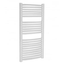 Arezzo design Simple White 1000x500 íves törölközőszárítós radiátor, fehér AR-SW10050 fűtőtest, radiátor