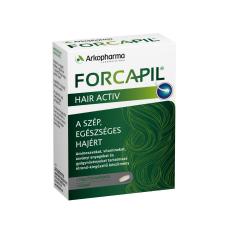 Arkopharma Laboratoires Pharmaceutiques (Forcapil) Forcapil Haj És Köröm Növesztő Tabletta 30db vitamin és táplálékkiegészítő