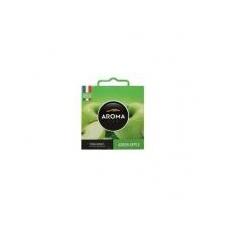 """AROMA CAR Autóillatosító, 40 g,  """"Organic  green apple"""" illatosító, légfrissítő"""