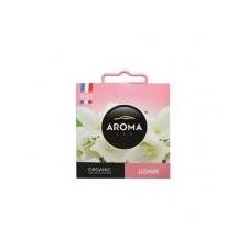 "AROMA CAR Autóillatosító, 40 g,  ""Organic jasmine"" illatosító, légfrissítő"