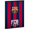 Ars Una FC Barcelona prémium vonalas füzet 4. osztály A/5 gránátvörös-kék