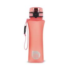 Ars Una Kulacs ARS UNA műanyag BPA-mentes 500 ml matt korall kulacs, kulacstartó