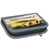 Ars Una Lamborghini Aventador tolltartó írószerekkel feltöltött