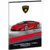 Ars Una Lamborghini Huracán vonalas füzet A/4