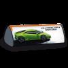 Ars Una Lamborghini keskeny hengeres tolltartó