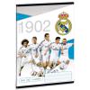 Ars Una Real Madrid 1902 - 2.osztályos vonalas füzet A/5