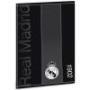 Ars Una Real Madrid fekete kockás füzet A/4-es méret