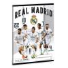 Ars Una Real Madrid világklasszis szótárfüzet A/5