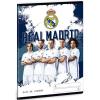 Ars Una Real Madrid vonalas füzet 2.osztályosoknak A/5